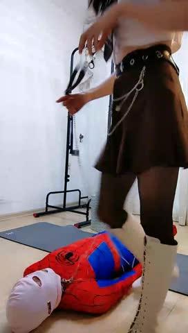 Explosive Spider-Man
